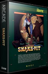 Snake Pit - Box - 3D