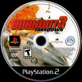 Burnout 3: Takedown - Disc