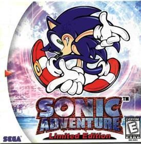 Sonic Adventure: Limited Edition