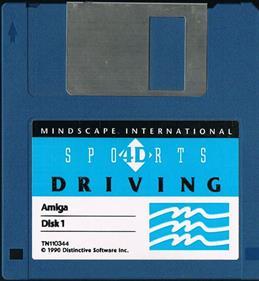 4D Sports Driving - Disc