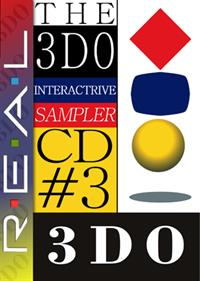 The 3DO Interactive Sampler CD #3 - Fanart - Box - Front