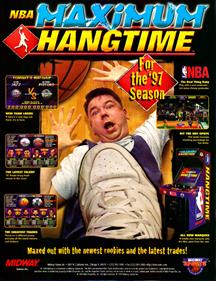 NBA Maximum Hangtime