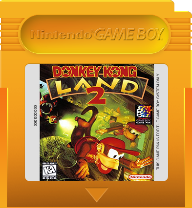 Donkey Kong Land 2 Details - LaunchBox Games Database