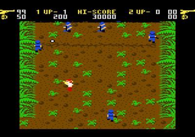 Ikari Warriors - Screenshot - Gameplay