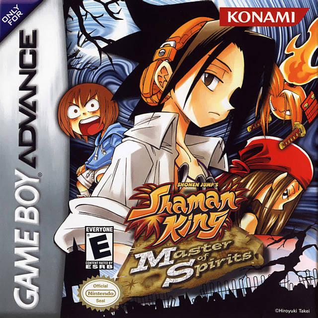 Shonen Jump's Shaman King: Master of Spirits Details - LaunchBox