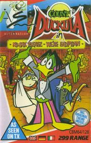 Count Duckula in No Sax Please: We're Egyptian