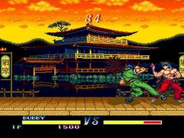 Martial Champion - Screenshot - Gameplay