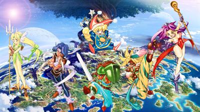Trials of Mana - Fanart - Background