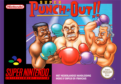 Super Punch-Out!! - Box - Front