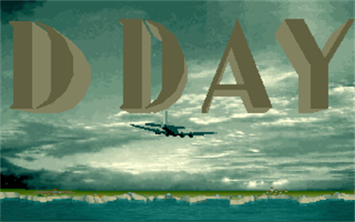 D-Day - Screenshot - Game Title