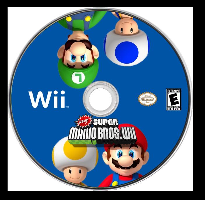 Newer Super Mario Bros Wii Details Launchbox Games Database