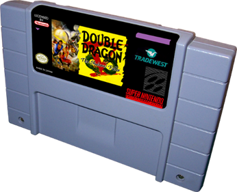 Double Dragon V: The Shadow Falls - Cart - 3D