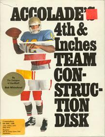 4th & Inches: Team Construction Disk