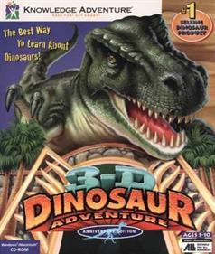 3-D Dinosaur Adventure: Anniversary Edition