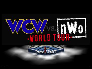 WCW Vs. nWo: World Tour - Screenshot - Game Title