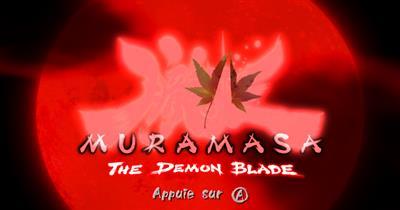 Muramasa: The Demon Blade - Screenshot - Game Title