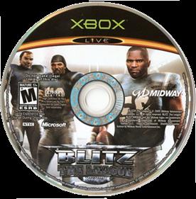 Blitz: The League - Disc