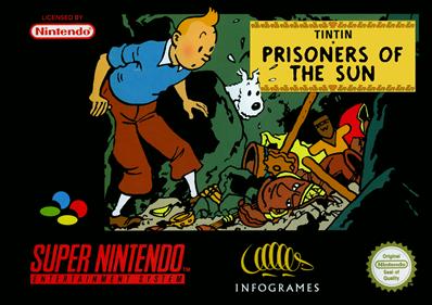 Tintin: Prisoners of the Sun