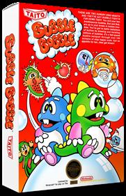 Bubble Bobble - Box - 3D