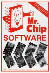 Jackpot - Advertisement Flyer - Front