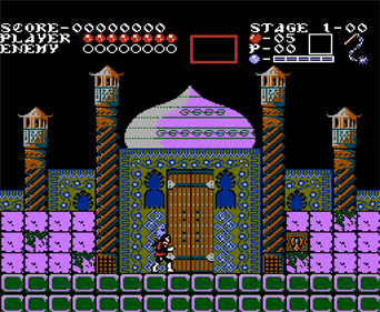 8 Eyes: Belmont's Quest - Screenshot - Gameplay