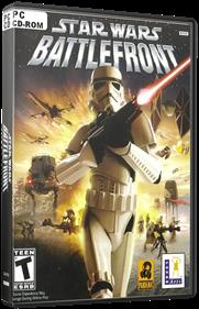Star Wars: Battlefront - Box - 3D
