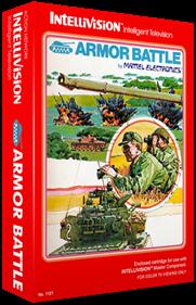 Armor Battle - Box - 3D