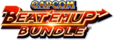 Capcom Beat 'Em Up Bundle - Clear Logo
