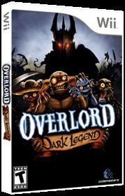 Overlord: Dark Legend - Box - 3D