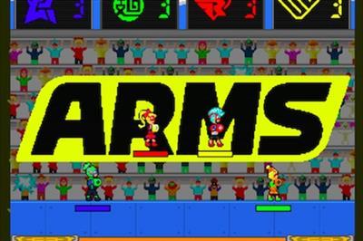 Arms2D