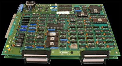 1943: The Battle of Midway - Arcade - Circuit Board