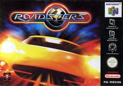 Roadsters - Box - Front