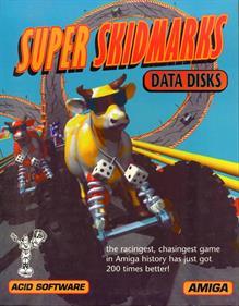 Super Skidmarks Data Disks