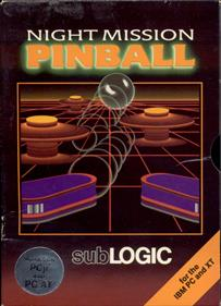 Night Mission Pinball - Box - Front