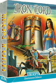 Iron Lord - Box - 3D