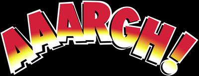 AAARGH! - Clear Logo