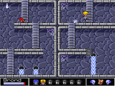 The Goonies 'R' Good Enough - Screenshot - Gameplay