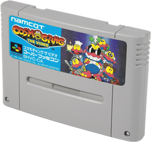 Cosmo Gang: The Video - Cart - 3D