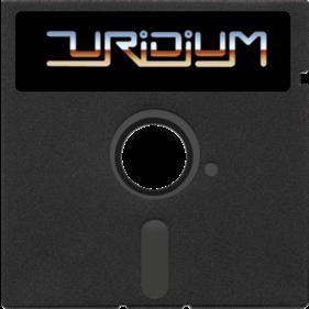 Uridium - Fanart - Disc
