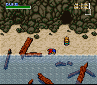 Neugier: Umi to Kaze no Koudou - Screenshot - Gameplay