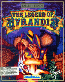 The Legend of Kyrandia: Book Three - Malcolms Revenge