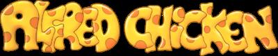 Alfred Chicken - Clear Logo