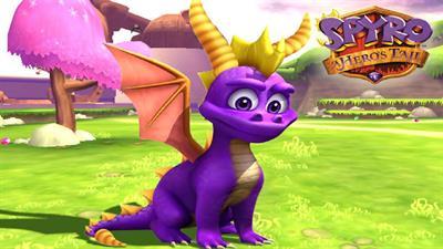 Spyro: A Hero's Tail - Fanart - Background