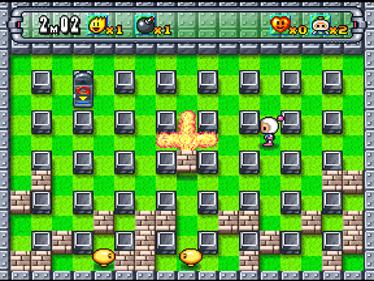 Bomberman 64 Arcade Edition - Screenshot - Gameplay
