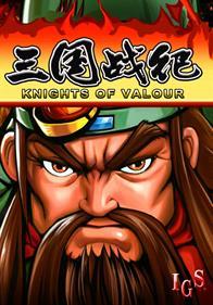Knights of Valour - Fanart - Box - Front