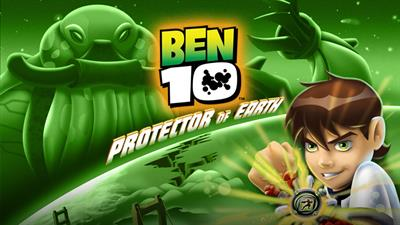 Ben 10: Protector of Earth - Fanart - Background