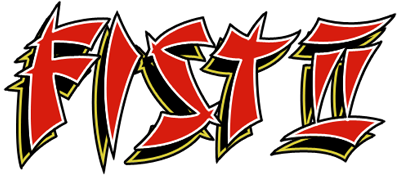 Fist II: The Legend Continues - Clear Logo