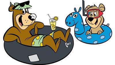 Yogi Bear: Cartoon Capers - Fanart - Background