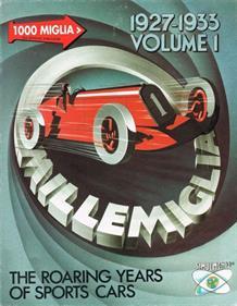 1000 Miglia: Volume I: 1927-1933