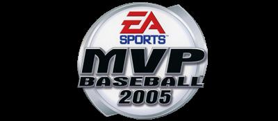MVP Baseball 2005 - Clear Logo